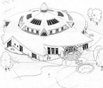 Arquitectura sacra el ojo de la luz gabitos for Arquitectura sacro